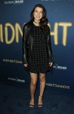 NATHALIA RAMOS at Midnight Sun Premiere in Hollywood 03/15/2018