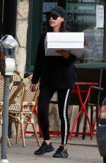 NAYA RIVERA Out Shopping in Los Feliz 03/16/2018