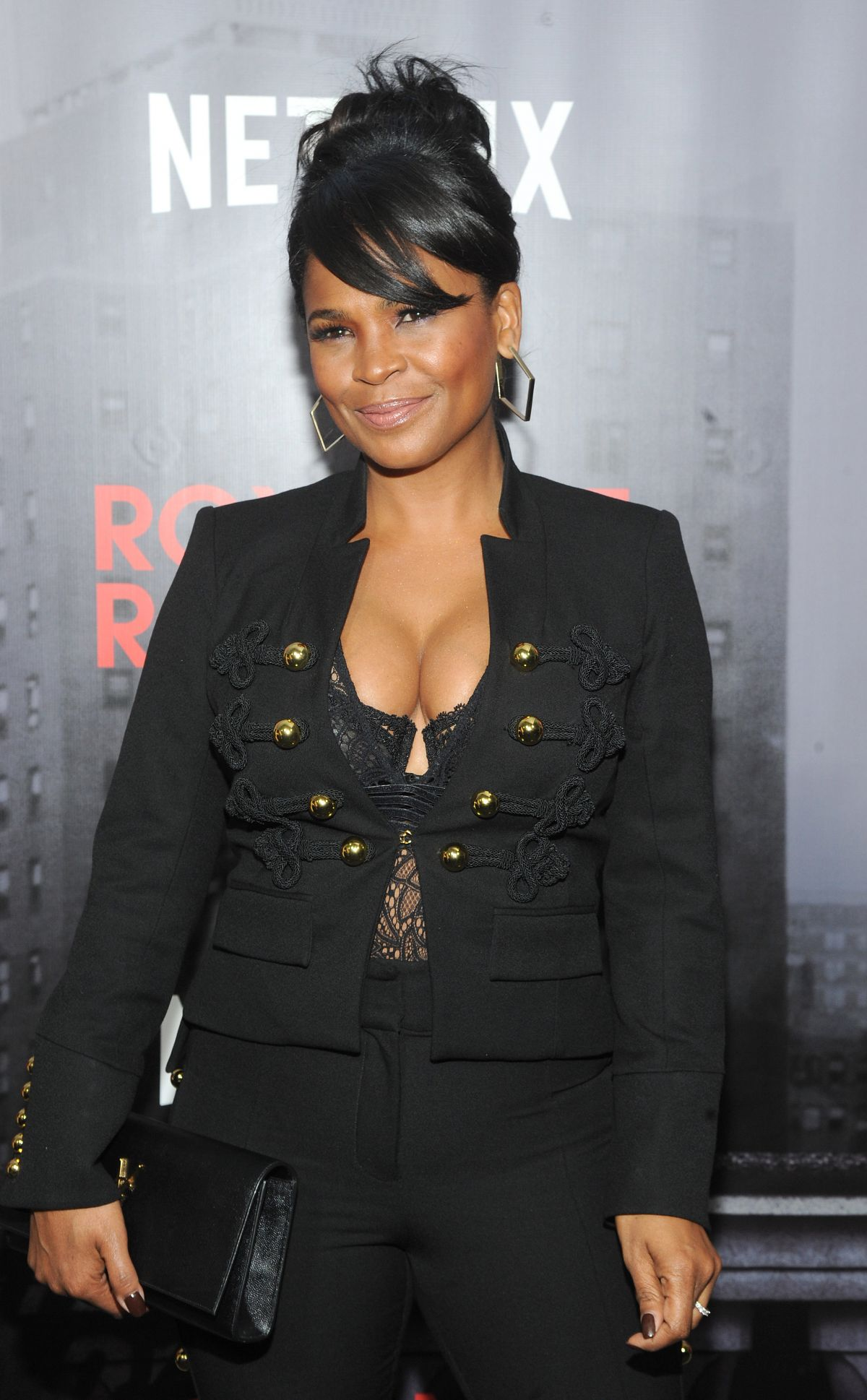 nia long at roxanne roxanne premiere in new york 03  19