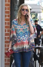 NICKY HILTON Out Stopping in Beverly Hills 03/19/2018