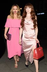 NICOLA ROBERTS and KIMBERLEY WALSH at Bardou Foundation Women