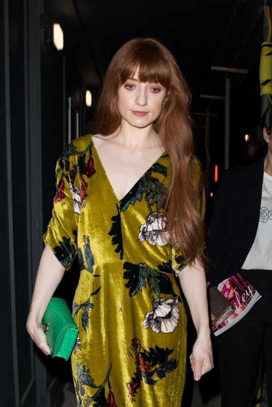 NICOLA ROBERTS at Wonderland Magazine
