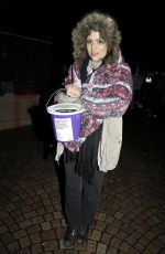 NICOLA THORP in Aid of the Street Life Charity in Blackpool 03/23/2018