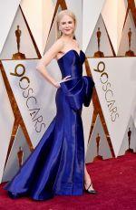 NICOLE KIDMAN at 90th Annual Academy Awards in Hollywood 03/04/2018