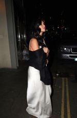 NICOLE SCHERZINGER Leaves Ivy in London 03/20/2018