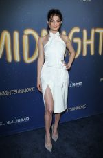 NIKI KOSS at Midnight Sun Premiere in Hollywood 03/15/2018