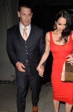 NIKKI BELLA and John Cena Leaves Craig