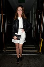 NIKKI SANDERS Night Out in Manchester 03/10/2018