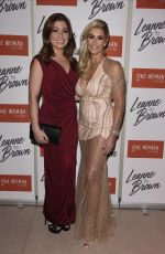 NIKKI SANDERSON at Leanne Brown Empowerment Ball in Gorton 03/03/2018