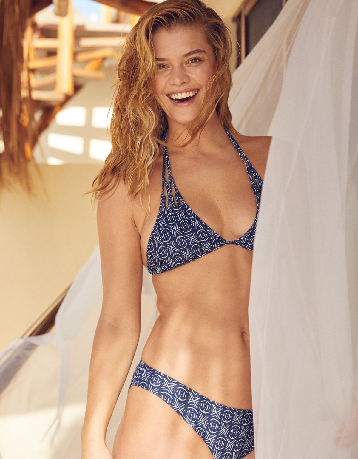 Nina Agdal For Aerie Swimwear 2018 Collection Hawtcelebs
