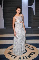 NINA DOBREV at 2018 Vanity Fair Oscar Party in Beverly Hills 03/04/2018