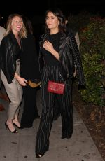 NINA DOBREV at Delilah in West Hollywood 03/30/2018