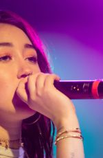 NOAH CYRUS Performs at Musical Showcase at SXSW Festival in Austin 03/14/2018