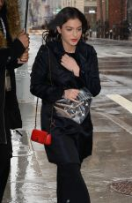 ODEYA RUSH Out and About in New York 03/07/2018