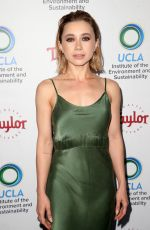 OLESYA RULIN at Ucla's Institute of the Environment and Sustainability Gala in Los Angeles 03/22/2018