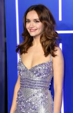 OLIVIA COOKE at Ready Player One Premiere in London 03/19/2018