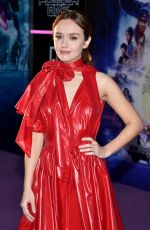 OLIVIA COOKE at Ready Player One Premiere in Los Angeles 03/26/2018