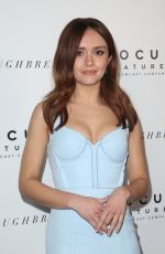 OLIVIA COOKE at Thoroughbreds Special Screening in Los Angeles 02/28/2018