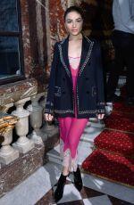OLIVIA CULPO at John Galliano Fashion Show in Paris 03/04/2018