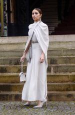 OLIVIA CULPO at Nina Ricci Fashion Show at PFW in Paris 03/02/2018