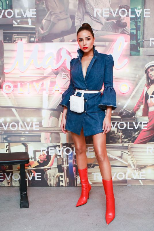 OLIVIA CULPO at Revolve x Marled Collaboration Event in Los Angeles 03/28/2018
