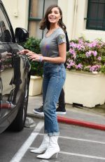 OLIVIA CULPO in Jeans Out in West Hollywood 03/20/2018