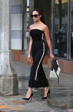 OLIVIA CULPO Out for Dinner in Santa Monica 03/17/2018