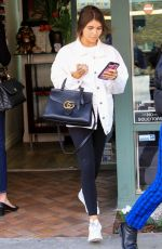OLIVIA JADE and ISABELLA ROSE at Beverly Hills Nail Design 03/16/2018
