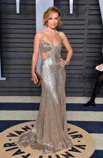 OLIVIA WILDE at 2018 Vanity Fair Oscar Party in Beverly Hills 03/04/2018