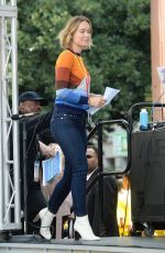 OLIVIA WILDE at March for Our Lives in Los Angeles 03/24/2018
