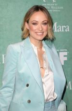 OLIVIA WILDE at Women in Film Pre-oscar Cocktail Party in Los Angeles 03/02/2018