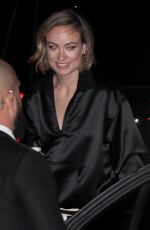 OLIVIA WILDE Leaves Chateau Marmont in West Hollywood 03/04/2018