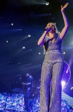 PALOMA FAITH Performs at Echo Arena in Liverpool 03/20/2018