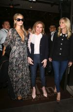 PARIS and NICKY HILTON Celebrates Her Mom