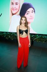PARIS BERELC at Alexa & Katie Screening with American Cancer Society in Hollywood 03/21/2018