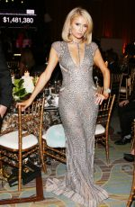 PARIS HILTON at Byron Allen's Oscar Gala Viewing Party in Los Angeles 03/04/2018