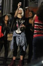 PARIS JACKSON Night Out in Los Angeles 03/16/2018