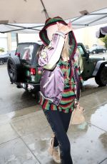 PARIS JACKSON Out and About in Beverly Hills 03/21/2018