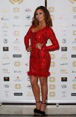 PASCAL CRAYMER at 2018 National Film Awards in London 03/28/2018