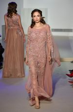 PATRICIA CONTRERAS at Christophe Guillarme Fashion Show at PFW in Paris 02/28/2018