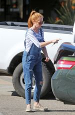 PATSY PALMER Out and About in Malibu 03/09/2018