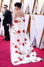 PAZ VEGA at 90th Annual Academy Awards in Hollywood 03/04/2018