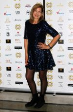 PENNY SMITH at 2018 National Film Awards in London 03/28/2018