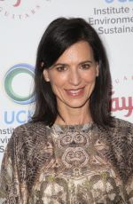 PERREY REEVES at Ucla's Institute of the Environment and Sustainability Gala in Los Angeles 03/22/2018
