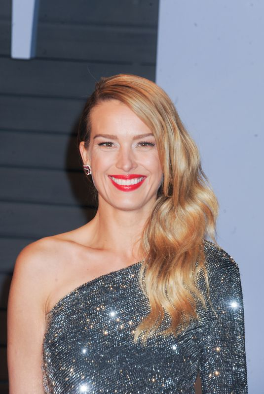 PETRA NEMCOVA at 2018 Vanity Fair Oscar Party in Beverly Hills 03/04/2018