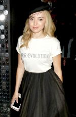 PEYTON ROI LIST at Dior Addict Lacquer Pump Launch Party in West Hollywood 03/14/2018