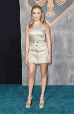 PEYTON ROI LIST at Pacific Rim Uprising Premiere in Hollywood 03/21/2018