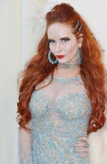 PHOEBE PRICE at Eton John Aids Foundation Academy Awards Viewing Party in Los Angeles 03/04/2018