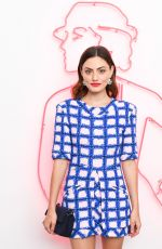 PHOEBE TONKIN at Chanel Pre-Oscars Event in Los Angeles 02/28/2018
