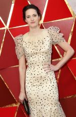 PHOEBE WALLER-BRIDGE at 90th Annual Academy Awards in Hollywood 03/04/2018